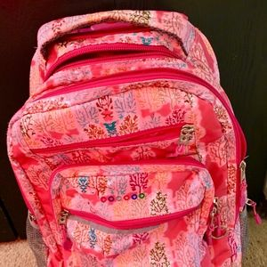 JWorld Bright Pink Backpack